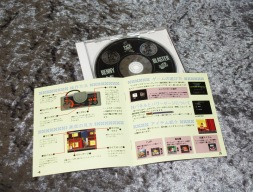 RENNY BLASTER - CD and Booklet