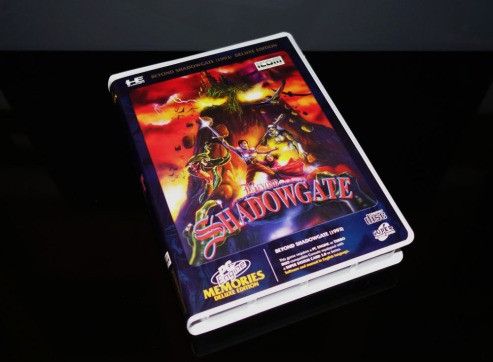 Beyond Shadowgate Deluxe Edition 1