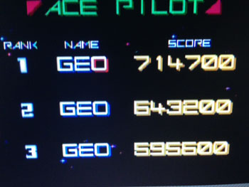 Force Gear Winning Score