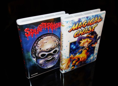 Splatterhouse & Magical Chase Deluxe Bundle 08