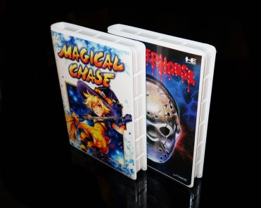 Splatterhouse & Magical Chase Deluxe Bundle 09