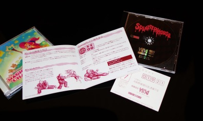 Splatterhouse & Magical Chase Deluxe Bundle 18