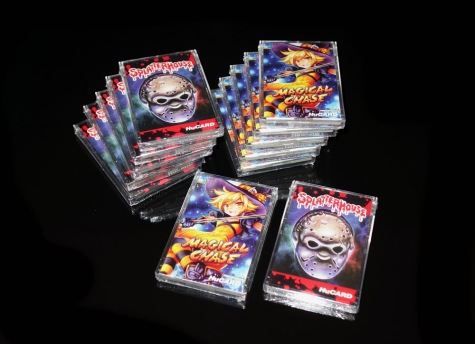 Splatterhouse & Magical Chase Deluxe Bundle 25