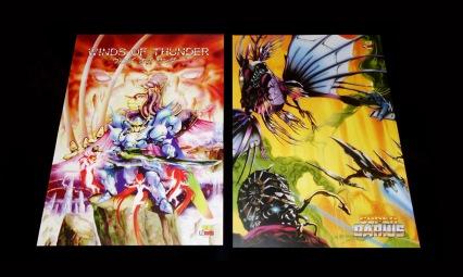 Shooting Legends III Mini Posters