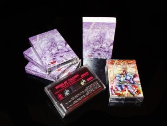 Shooting Legends III Music Cassette