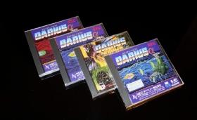 Darius Alpha Alternative Covers