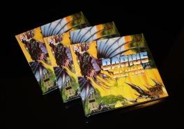 Darius Alpha SLIPCASE 1