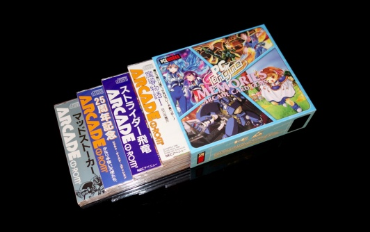 Arcade Card Gems Boxset (1)