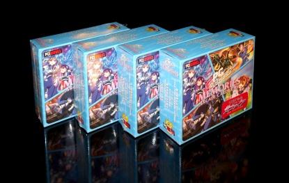 Arcade Card Gems Boxset (4)