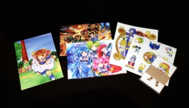 Arcade Card Gems Boxset Extras